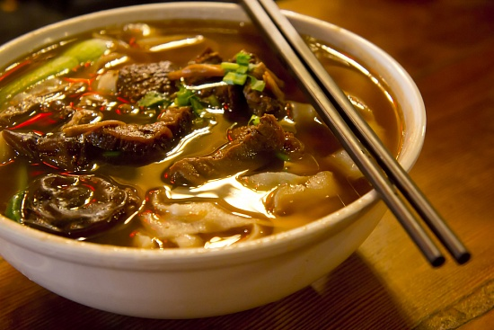 Суп лапша с говядиной рецепт